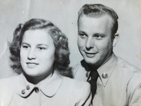 Carol and Gene Mullen