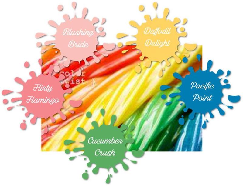 Color Your World July International Blog Hop