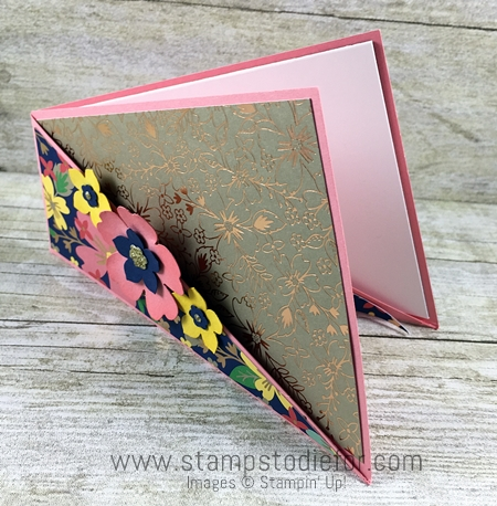 Twisted Fold Card by Stamps to Die For 2
