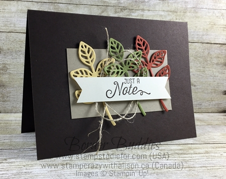 Fabulous Flourishes Stamp Set and Florish Thinlits Dies by Stampin' Up! www.stampstodiefor.com