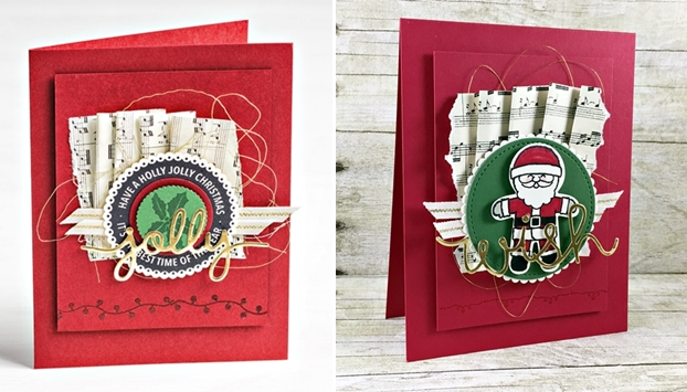 Just in Case Series Cookie Cutter Christmas Stamp Set & Punch by Stampin' Up! www.stampstodiefor.com vert