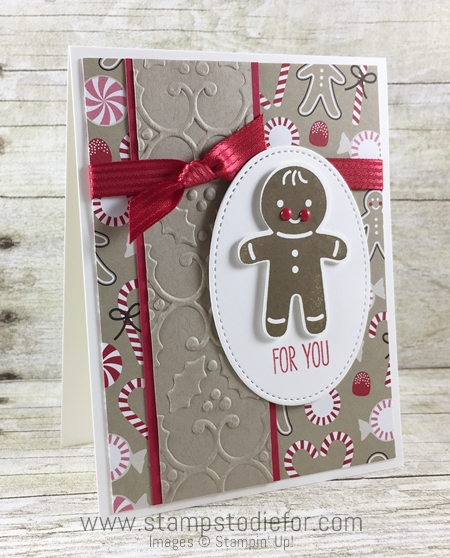 Cookie Cutter Christmas Stamp Set by Stampin Up www.stampstodiefor.com 2