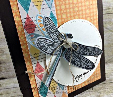 Dragonfly Dreams Stamp Set by Stampin' Up! www.stampstodiefor.com 2