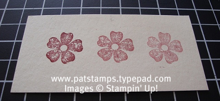 Off stamping