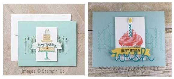 Just in CASE Page 81 of the 2017-2018 Catalog - Sweet Cupcake stamp set by Stampin' Up! www.stampstodiefor x
