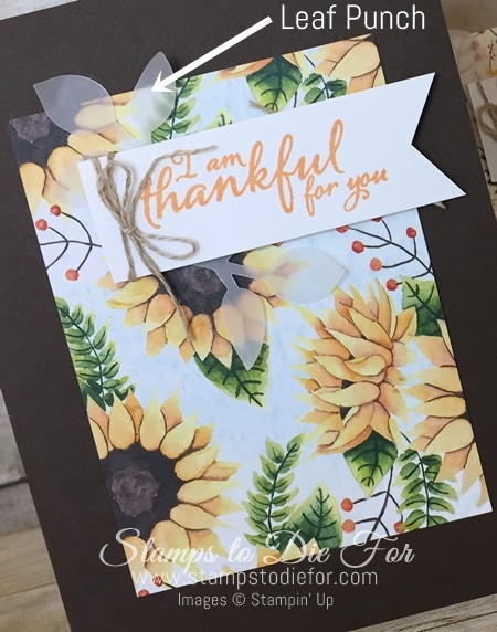 Painted Autumn Paper by Stampin' Up!  Thailand Make and Take www.stampstodiefor.com aa