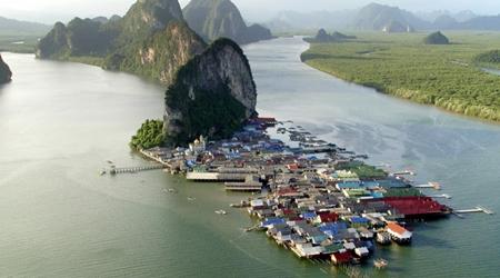 Koh-Panyi Thailand