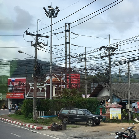 Thailand Wires