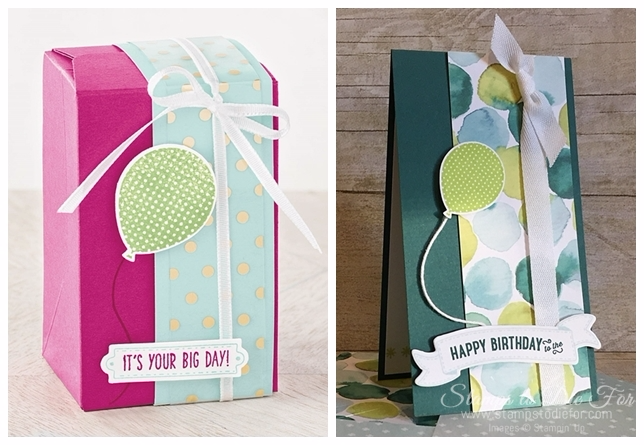 Just in CASE Series Birthday Banners stamp set by Stampin' Up! www.stampstodiefor.com