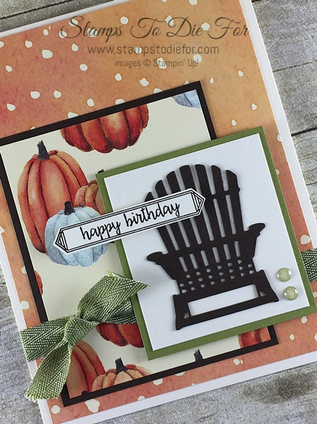 SS050 Sunday Sketches card sketch and template Colorful Seasons stamp set by Stampin' Up! www.stampstodiefor.com 2