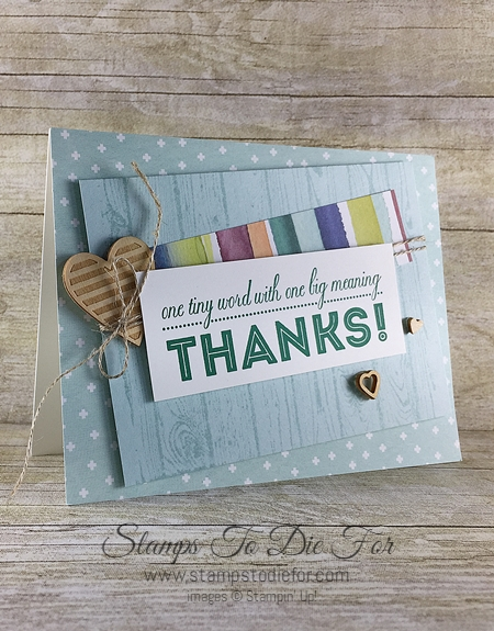 Just in CASE Thankful Thoughts by Stampin' Up! www.stampstodiefor.com
