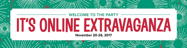 Online Extravaganza Stampin' Up! Black Friday