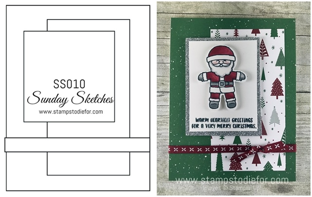Cookie Cutter Christmas Stamp Set and Cookie Builder Punch by Stampin' Up! horz