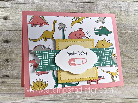 Just in CASE Better Together Stamp Set by Stampin' Up! www.stampstodiefor.com #CASECARD #CASE #Stampinup
