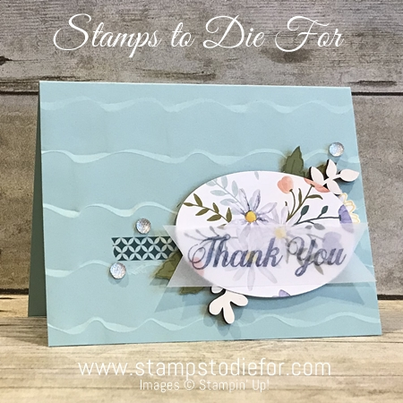 Daisy Delight stamp set by Stampin Up