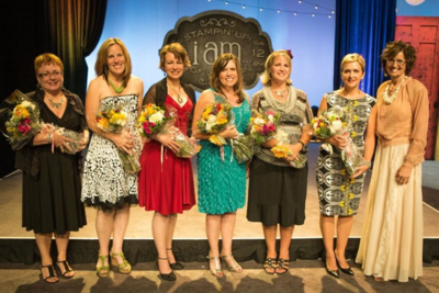 2012 Stampin' Up! Advisory Board Members