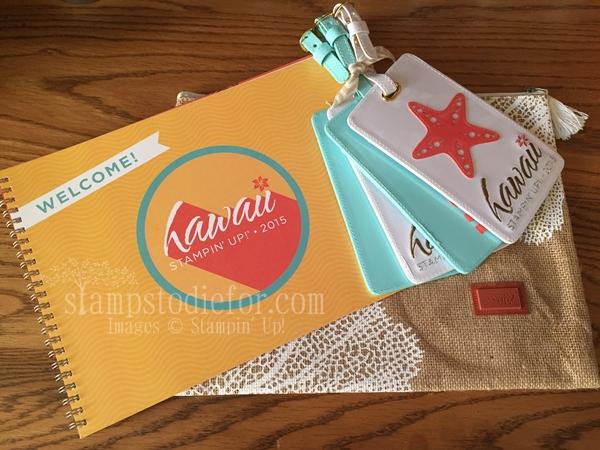 Stampin' Up! Incentive Trip Hawaii 2015