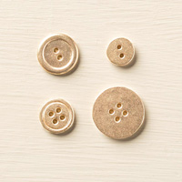 Stampin Up Gold basic metal buttons www.stampstodiefor