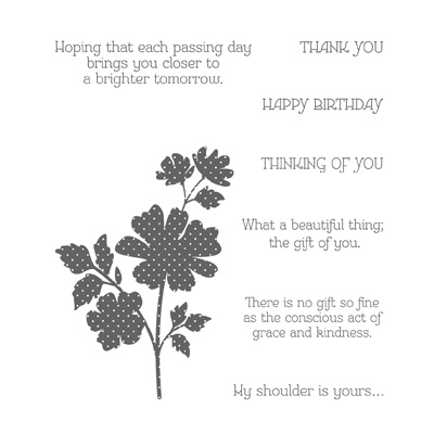 Gifts of Kindness Stamp Set