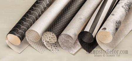 Timeless Elegance Designer Paper
