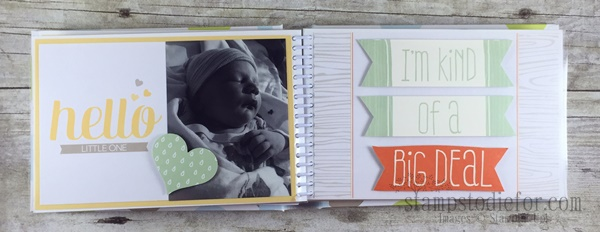 Project Life by Stampin Up 6