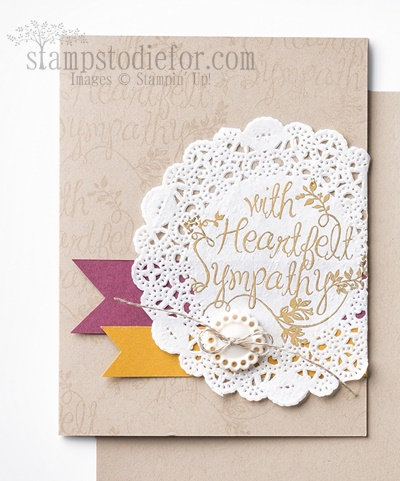 Card Inspiration for Serene Silhouettes