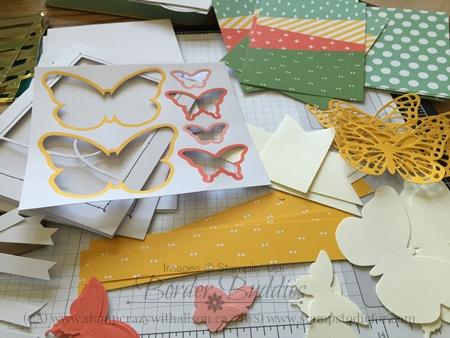 Stampin Up Tin Card Kit 2