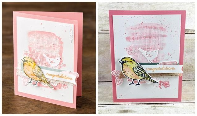 Best Birds Stamp Set & Birds & Blooms Thinlits #stampinup www.stampstodiefor.com