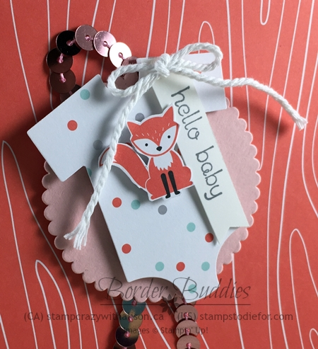 A Little Foxy Patterned Paper and Babys First Framelits Hello Baby Card #stampinup www.stampstodiefor.com.jpg 2