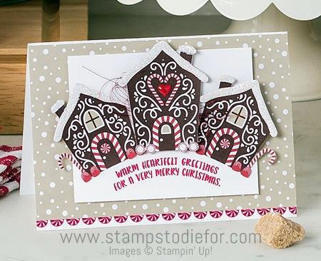 Candy Cane Christmas Designer Series Paper www.stampstodiefor.com