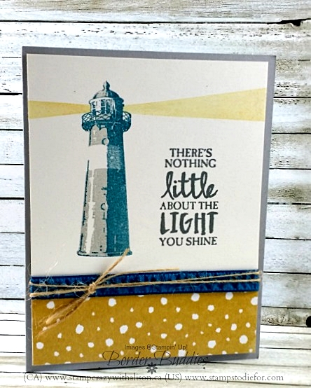 High Tide Stamp Set by Stampin' Up