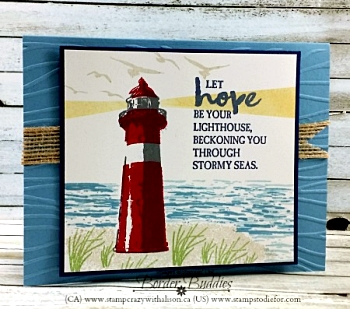 High Tide Stamp Set by Stampin' Up! 3