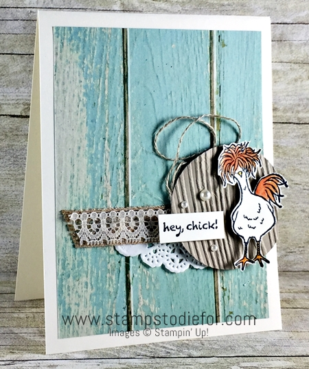 Just in CASE Hey Chick 2017 Sale-A-Brations by Stampin' Up! www.stampstodiefor.com 2