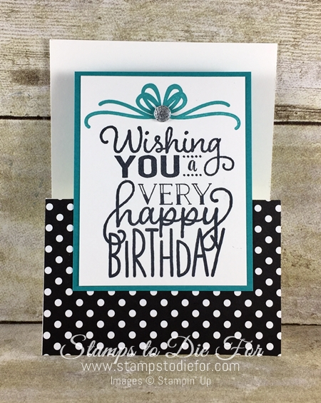 Sunday Sketches SS034 Big on Birthdays stamp set by Stampin' Up! www.stampstodiefor.com