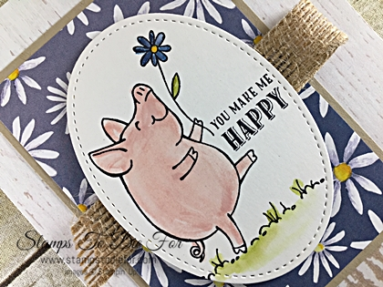 Sunday Sketches SS038 This Litttle Piggy stamp set by Stampin' Up! www.stampstodiefor.com 4
