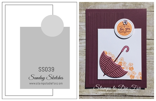 Sunday Sketches Series SS039 Weather Together Stamp Set by Stampin' Up! www.stampstodiefor-horz