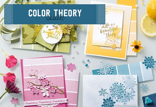 Color Theory Suite by Stampin' Up!