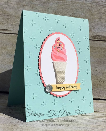 Cool Treats by Stampin' Up! www.stampstodiefor.com