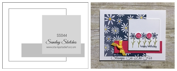 Sunday Sketches Series SS044 Swirly Bird Stamp Set by Stampin' Up! by www.stampstodiefor-horz