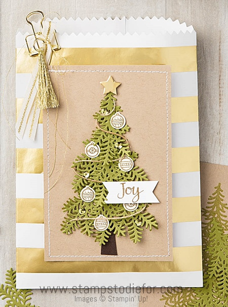 Ready for Christmas Stamp Set by Stampin' Up!