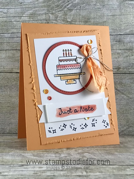 Just in CASE World's Best Trophy stamp set by Stampin' Up! www.stampstodiefor.com