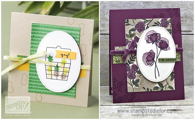 Just in CASE Card - Love What you do stamp set by Stampin Up horz