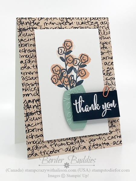 Border Buddy May Free PDF Tutorial Cards using Share What You Love Bundles by Stampin Up