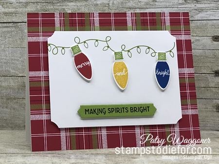 Just in CASE Making Christmas Bright stamp set by Stampin Up www.stampstodiefor.com original