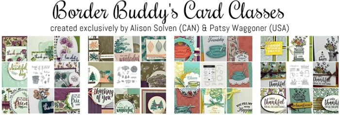 Border Buddy Online Card Classes