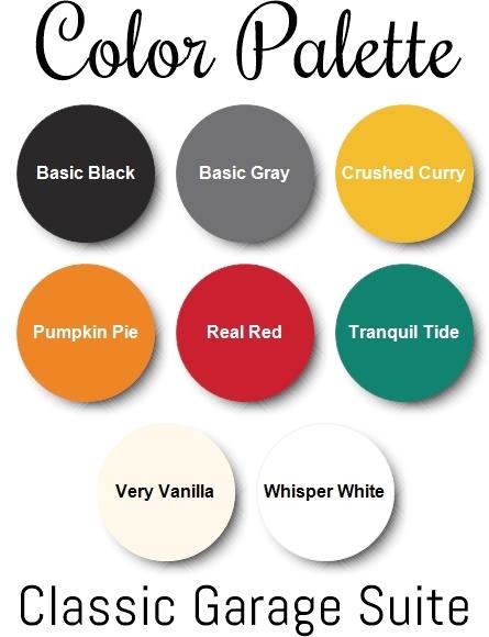 Classic Garge Color Palette