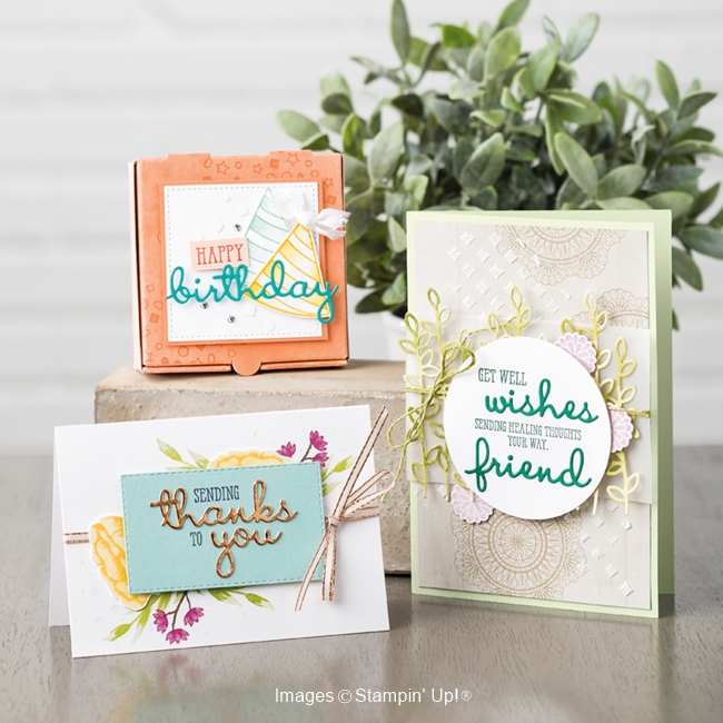 Amazing life stamp set by stampin up