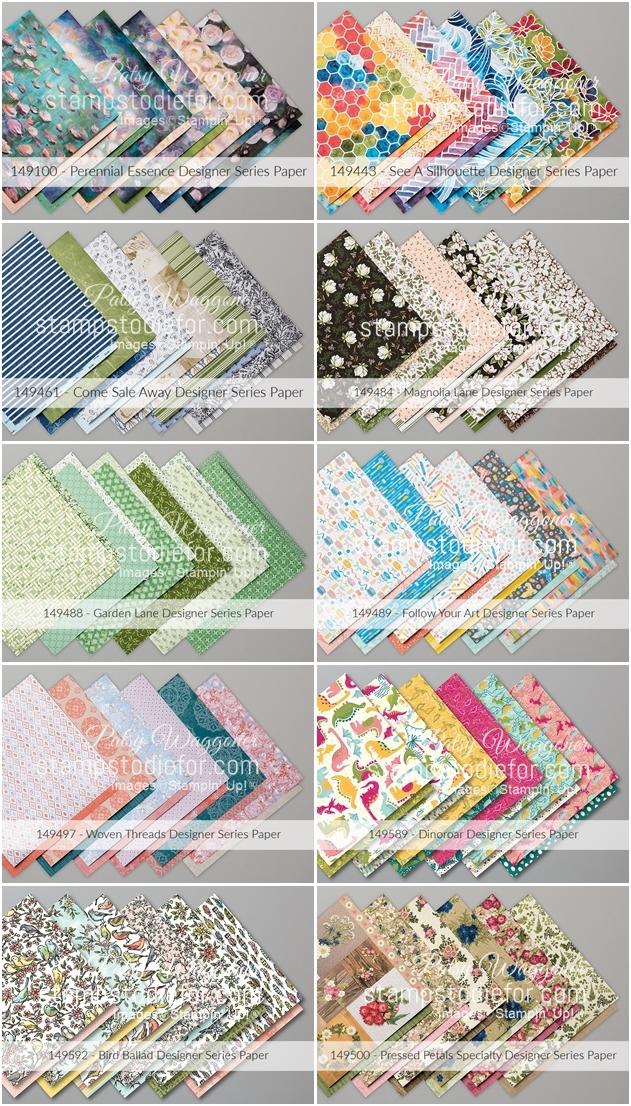 149100 Perennial Essence Designer Series Paper-tile wm