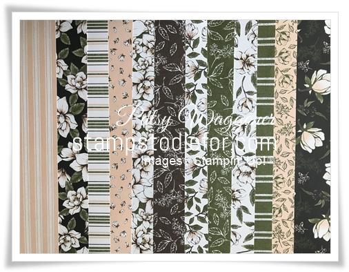 Magnolia Lane Designer Series Paper Share
