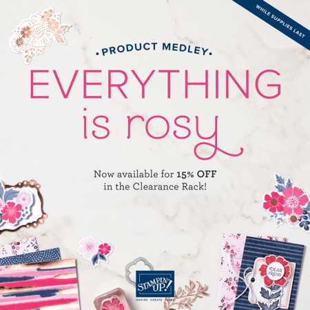 Everything is Rosy Clearance Rack Item 670